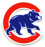 Chicago Cubs Cubbie In C Steel Magnet Magnet