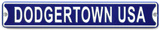 Los Angeles Dodgers Dodgertown Usa Sign Steel Magnet Magnet
