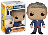 Doctor Who - 12th Doctor POP TV Figure Leke
