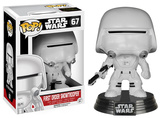 Star Wars: EP7 - Snowtrooper POP Figure Legetøj