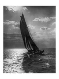 Sail Boat 3 Giclee Print by  Underwood