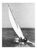 Sail Boat 4 Giclee Print by  Underwood