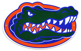 Florida Gators Lasercut Steel Logo Sign Wall Sign