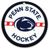 Penn State Hockey Steel Magnet Magnet