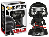 Star Wars: EP7 - Kylo Ren POP Figure Toy
