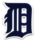 Detroit Tigers Steel Magnet Magnet