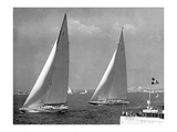 Sail Boat 8 Giclee Print by  Underwood