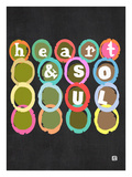 Heart and Soul Giclee Print by Lisa Weedn