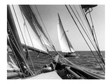 Sail Boats Giclee Print by  Underwood