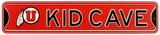 Utah Utes Steel Kid Cave Sign Wall Sign