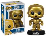 Star Wars - C3PO POP Figure Legetøj