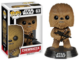 Star Wars: EP7 - Chewbacca POP Figure Juguete