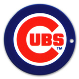Chicago Cubs Steel Magnet Magnet