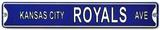 Kansas City Royals Ave Steel Magnet Magnet