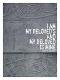 I am my Beloved's Giclee Print by Lisa Weedn