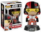 Star Wars: EP7 - Poe POP Figure Toy