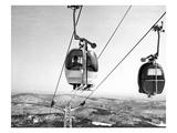 Saut à ski Impression giclée par  Underwood
