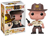 Walking Dead - Rick Grimes POP TV Figure Legetøj