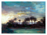 Sundown Giclee Print by Carol Schiff