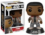 Star Wars: EP7 - Finn POP Figure Speelgoed