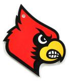 Louisville Cardinals Steel Magnet Magnet