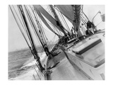 Sail Boat 1 Giclee Print by  Underwood