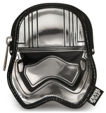 Star Wars Episode VII Captain Phasma Patent Coin Purse Specialty Bags