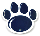 Penn State Nittany Lions Paw Steel Magnet Magnet