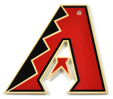 Arizona Diamondbacks Steel Magnet Magnet