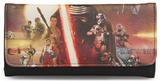 Star Wars Episode VII Movie Poster Tri-Fold Wallet Wallet