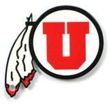 Utah Utes Steel Magnet Magnet