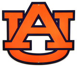 Auburn Tigers Lasercut Steel Logo Sign Wall Sign