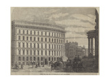 Messers Cook, Sons, and Company's Warehouse, St Paul's Churchyard Giclee Print