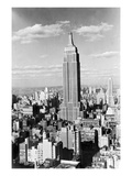 Empire state Building Giclee Print by  Underwood