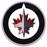 Winnipeg Jets Lasercut Steel Logo Sign Wall Sign