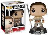 Star Wars: EP7 - Rey POP Figure Toy