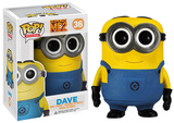 Despicable Me - Dave POP Figure Toy