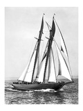 Sail Boat 6 Giclee Print by  Underwood