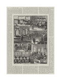 Advertisement, J S Fry and Sons' Cocoa and Chocolate Works, Bristol Giclee Print