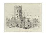 Corn Palace, Sioux City, Iowa, United States of America Giclee Print