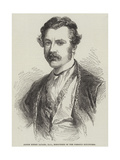 Austin Henry Layard, Lld, Discoverer of the Nimroud Sculptures Giclee Print