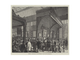 Messers Brinsmead's Pianofortes in the Paris Exhibition Giclee Print