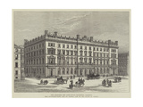The Proposed New Post-Office Building, Glasgow Giclee Print