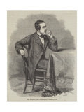 Mr Morphy, the Celebrated Chessplayer Giclee Print