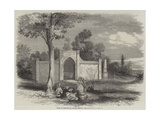 Tomb of Washington, Mount Vernon Giclee Print