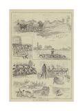 The North Warwickshire Kennels Giclee Print