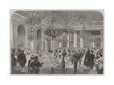 State Ball at Stockholm Giclee Print