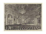 The Theatre, Monte Carlo Giclee Print