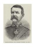 Major-General Sir Charles Warren Giclee Print