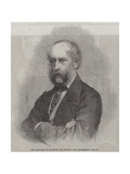 The Late Earl of Eglinton and Winton Giclee Print
